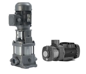 pompe centrifuge haute pression